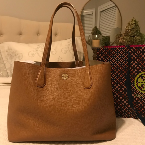 590c4e53c4231 Tory Burch Perry Tote
